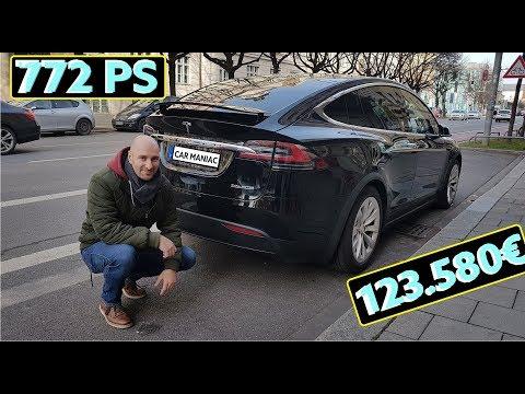 """Das Tesla Model X P100D """"Raven"""" -  Kaufen?? ALLE Stärken & Schwächen"""