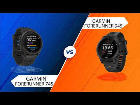 Garmin Forerunner 745 vs Forerunner 945| Nên chọn mua loại nào???