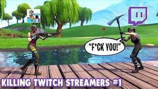 Hicko vs Twitch Streamers #1 (rage)