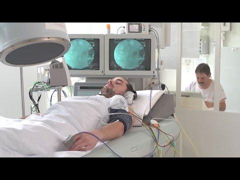 Eine Operation an der Prostata