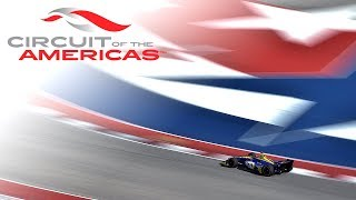 Tuesday Morning from the 2019 NTT IndyCar Series Open Test at Circuit of The Americas