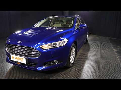 Ford MONDEO 1,5 EcoBoost 160 Trend Wagon, Farmari, Manuaali, Bensiini, BSL-368