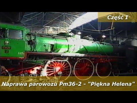 Naprawa parowozu Pm36-2 \