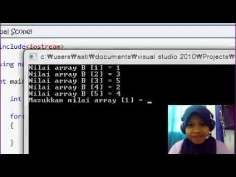 mp4 Coding C Array 1 Dimensi, download Coding C Array 1 Dimensi video klip Coding C Array 1 Dimensi