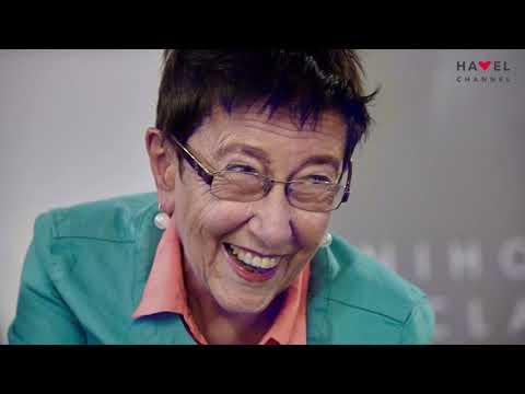 Přehrát video: Vzpomínáme na Jiřinu Šiklovou