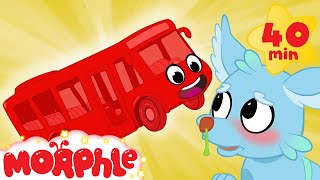 Bus To Nowhere - My Magic Pet Morphle | Cartoons For Kids | Morphle TV | BRAND NEW