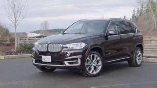 2016 BMW X5 xDrive40e Plug-in Hybrid Review - AutoNation
