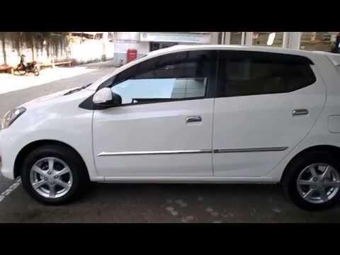 Daihatsu Ayla type X 2015 Putih