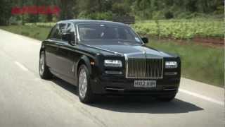2016 Rolls Royce Dawn (Top Up) POV Test Drive