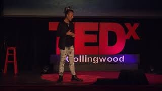 Hitting Rock Bottom: The Gift of Losing it All   Sal Costa   TEDxCollingwood