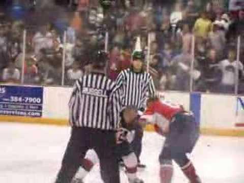 Jason Bone vs. Justin Schmit