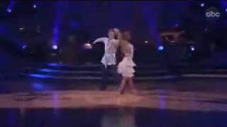 Aaron Carter and Karina Smirnoff DWTS Tribute