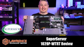 Supermicro SuperServer 1029P-WTRT Review
