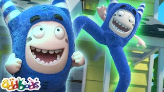 Oddbods Full Episodes 🔴 LIVE | Standing Tall | NEW | Funny Cartoons For Kids