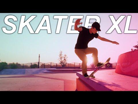 Gameplay de Skater XL The Ultimate Skateboarding Game