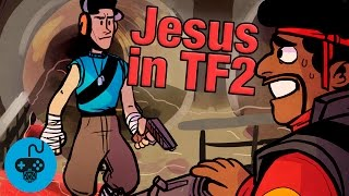 Jesus Came to 2Fort, A boarder-line Religious Experience in Team Fortress - Weekend Legends