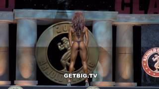 India Paulino - 5th place at Arnold Classic - 2017 / Bikini International