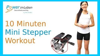 Swing Mini-Stepper-Workout Training Exercise Zuhause Abnehmen Expander Übungen