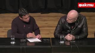 """Пресконференция на """" Шоуто на Слави"""" и Васил Иванов"""