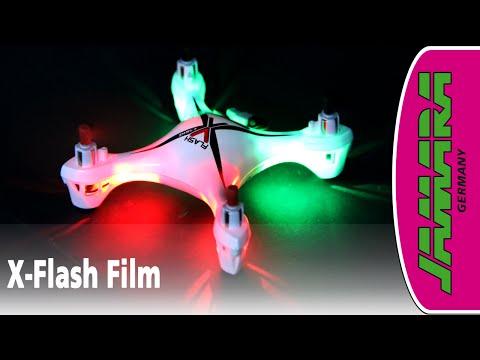 Jamara X-Flash Quadrocopter
