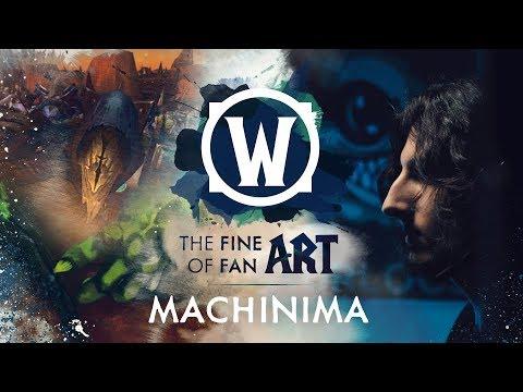 The Fine Art of Fan Art: Episode 3 - Machinima Maker