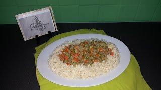 طبخة سريعة و لذيذة للغداء أو للعشاء