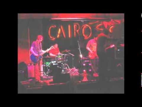 """Invisible Cartoons """"Funk Wok Cheap Thang"""" live at Cairo 3-14-14"""