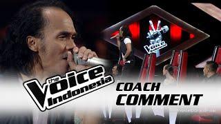 Gaya Rocker Kaka   Grand Final   The Voice Indonesia 2016