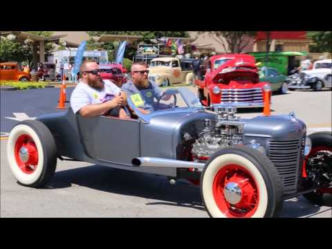 Louisville KY NSRA Annual Street Rod Nationals - 2017