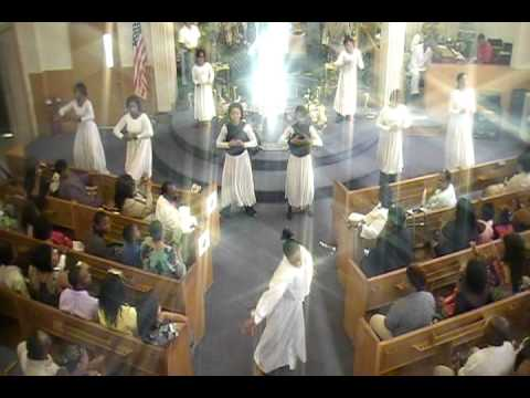 New Praise Dance - David's Generation (Sundays Best)