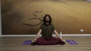 20 min Pranayama Breath Work With Kundalini Teacher Goldy