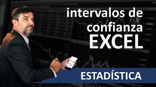 Excel - intervalos de confianza
