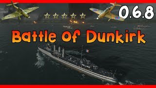 Dunkirk - Operation Dynamo - 0.6.8 || 5 Stars || World Of Warships