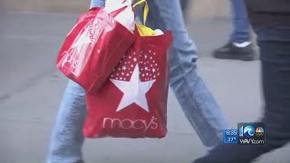 Macy's credit card system down on Black Friday