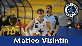 <p>Matteo Visintin - Stella Azzura Roma</p>