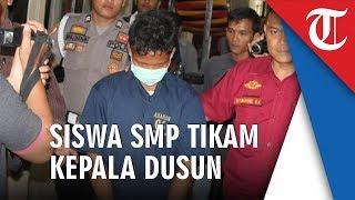 Dendam Keluarganya akan Dibunuh, Bocah SMP di Nias Tusuk Kepala Dusun hingga Tewas