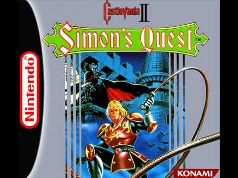 Castlevania II Music (NES) - Bloody Tears (Day Theme)