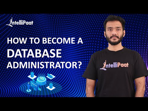 How to Become a Database Administrator | Database Administrator ...