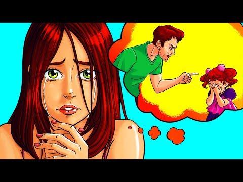 5 Нездоровых Типов Отношений «Отец–Дочь»