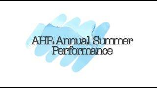Annual Summer Fundraiser Performance!