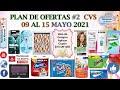 Plan de Ofertas 2 CVS 5 9 21 al 5 1