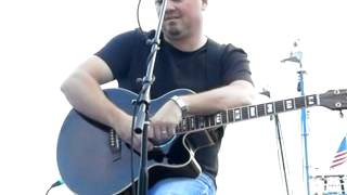 Edwin McCain, Kevn Kinney and Angie Aparo, May 18th 2012, Shem Creek SC