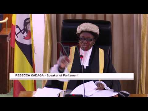 Kadaga responds to energy minister's explanation on Kayunga bridge money