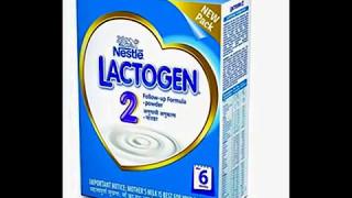Nestle Lactogen 2