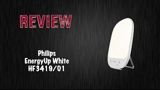 Philips EnergyUp White HF3419/01 Review