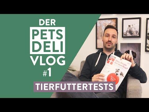 PD VLOG #1 - Hunde Nassfutter- & BARF-Test der Stiftung Warentest - Ein fiktiver Testsieger