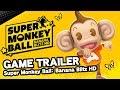 Super Monkey Ball: Banana Blitz Hd Game Trailer