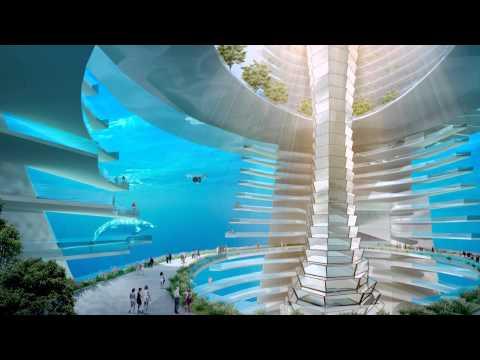 Первый в мире плавучий город возведут к 2020 году
