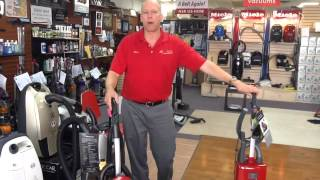 What's the best vacuum cleaner?