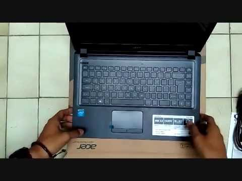 UNBOXING ACER ONE 14 (Z1401)